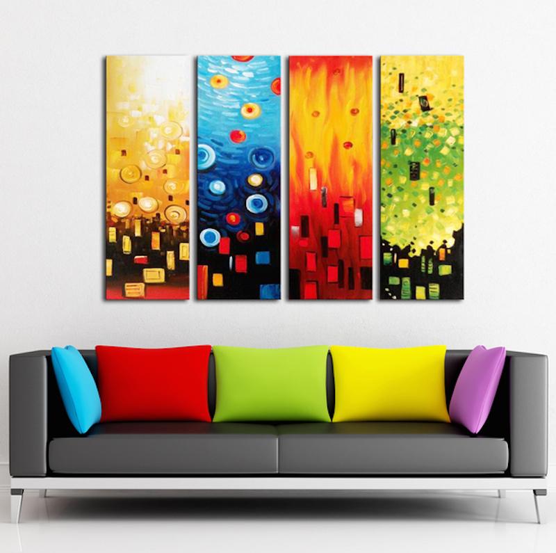 Smarte ressurser Elsker du også at shoppe billige malerier - sunasuna XC-79