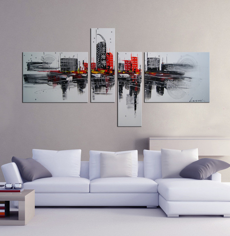 Fersk Elsker du også at shoppe billige malerier - sunasuna ZL-05